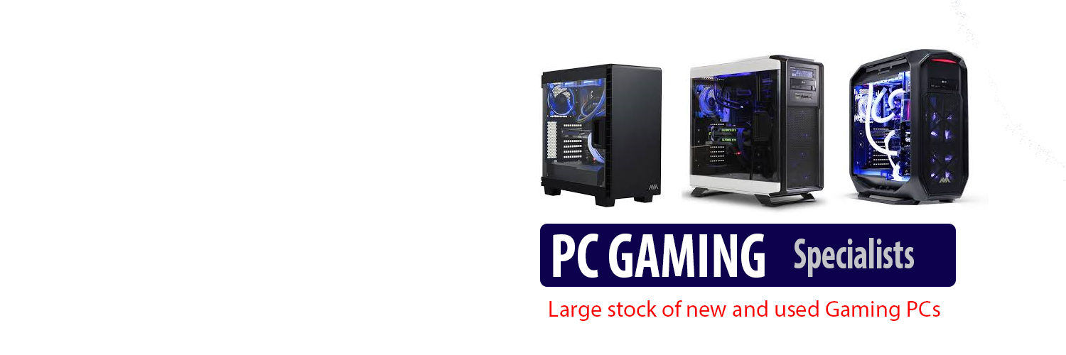 PC Gaming Specialists